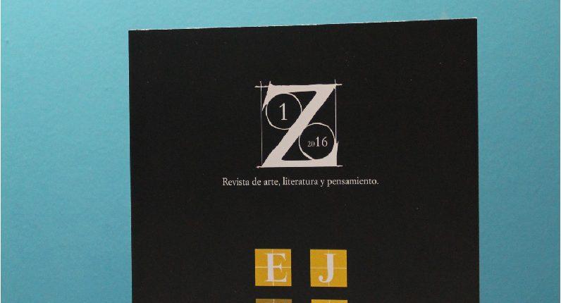 Primer número de la revista Zéjel