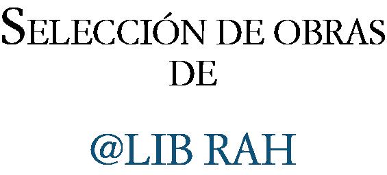 Selección Lib Rah